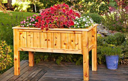 Fun Woodworking Ideas To Create a Unique Garden