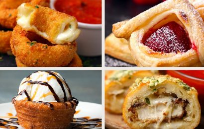 Discover The Best Places In The World To Have The Tastiest Food With Accommodation!