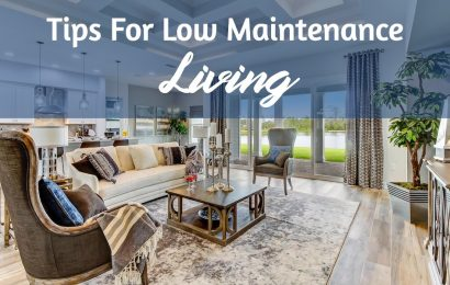 Tips To Building A Low-Maintenance Home