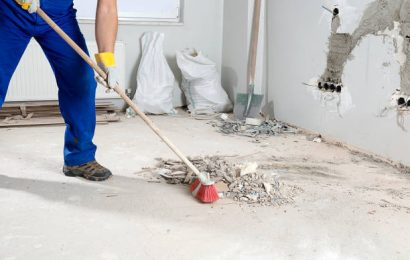 How to Fasten Your Post-Construction Cleaning Process